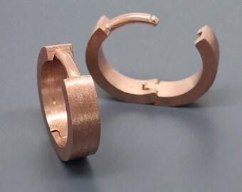 18 gauge earrings, 18G hoop earrings, cartilage gauged hoop earrings, gauge cartilage earrings, 18G hoop, E190MR 18G
