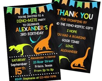 Dinosaur birthday invitations idealstalist dinosaur birthday invitations filmwisefo