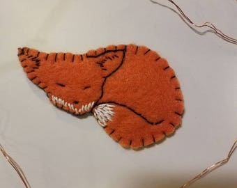 Little Fox Patch