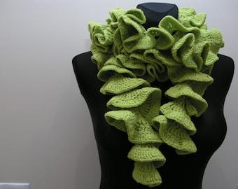 splendid green scarf