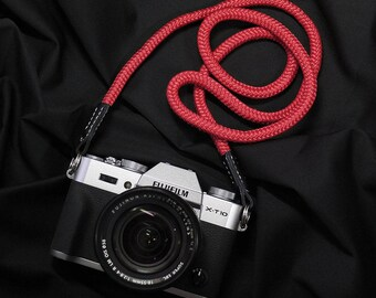 Camera strap polyester cord 8mm.