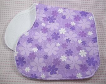 Baby Burp Cloths - Set Of 2 Burp Cloths, Chenille Burp Cloths, Baby Gift, Baby Shower Gift, Burp Cloth