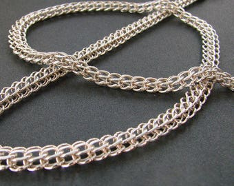 """Silver chain """"Venice"""""""