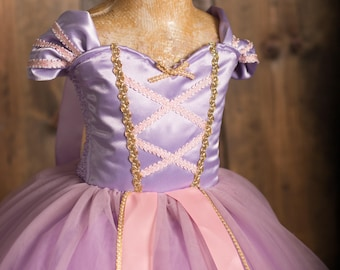 Rapunzel Dress- Rapunzel Costume