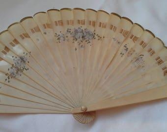 Vintage Celluloid Fan