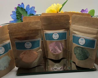 Bath Salts Aromatherapy Bath by Uber Bath