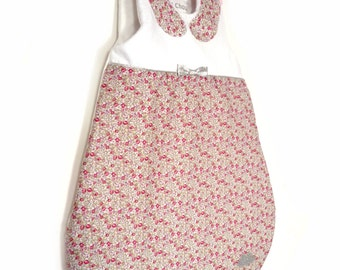 SAC col liberty Claudine Eloise rose 0-6 months