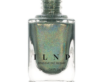 Timeless Vow - Sage Green Holographic Nail Polish