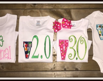 Personalized Sibling Set--Version 4.0-The Original