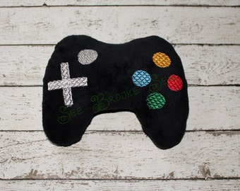 Stuffed Game Controller Toy