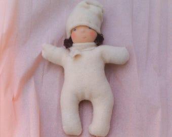 Waldorf First Snuggle Doll.