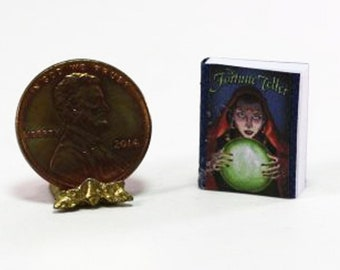 Gypsy Fortune Teller Book