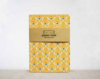 Yellow Peacock pattern book