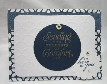 Thinking of You - Sorry card  - Sympathy card