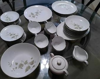 Fine China Dinnerware-Vintage