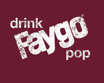 Detroit Archive Co. Drink Faygo Pop T-Shirt