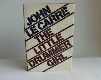 Little Drummer Girl Signed by John Lecarre