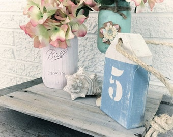 Wedding Table Numbers, Buoy, Nautical, Beach, Coastal, Event, Centerpiece, Reception Decoration, Numbered, Nantucket, Cape Cod
