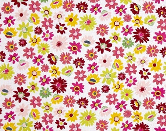 Blossoms  Floral Crush Small Dear Stella Designs  By the Yard