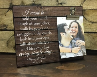 I Want to Hold Your Hand Laugh at Your Jokes..., Valentine's Day Gift, Couples Gift, Birthday Gift, Christmas Gift