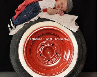 Baby newsboy hat, Houndstooth baby newsboy hat  baby newsboy cap, baby flat cap - made to order