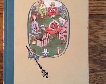 Le Petit Prince de la Lame par Dinah Marie Mulock Craik, livre de cru avec Slip Case, livre pour enfants, collection livre, relié, années 1940