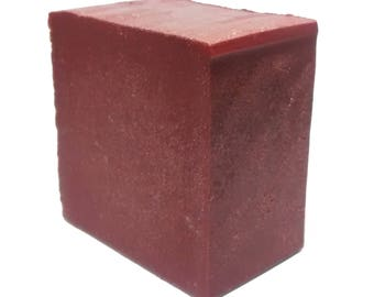 Mulberry - Artisan Soap with Shea Butter and Cocoa Butter - Handmade Soap