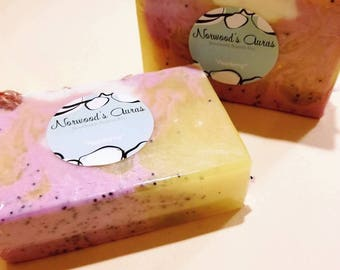 Pearberry Handmade Soap