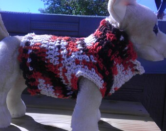 SALE! Dog Sweater for small dog/ dog clothing/ pet clothes
