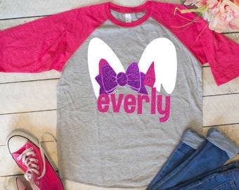Girl Easter Shirt, Baby Girl Easter Shirt, Toddler Girl Easter Shirt, Personalized Easter Shirt, Girl Easter Outfit, Easter Outfit