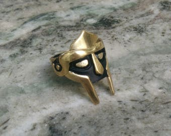 Antique MF DOOM RING