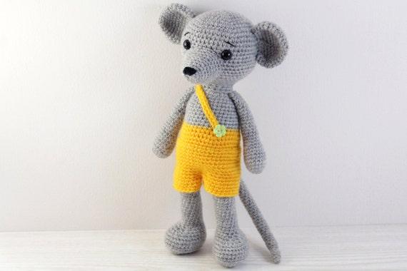 Amigurumi Mouse Pattern Crochet : Pattern : mouse mice amigurumi mouse pattern crochet pattern