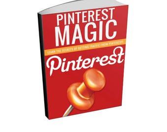 Pinterest Magic - Social Media Marketing Ebook