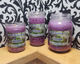 Garden Lilac - 100% Soy Wood Wick Candles