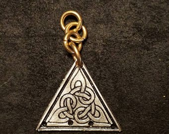 Viking Celtic Knotwork Bead Hangers
