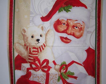 Jolly Old St. Nick Panel