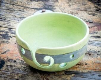 Patina Yarn Bowl