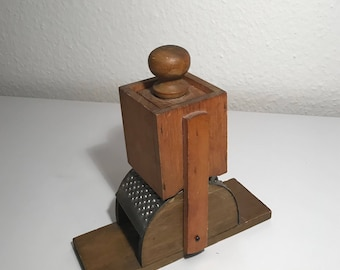 Vintage cheese grater for your kitchen 1960's