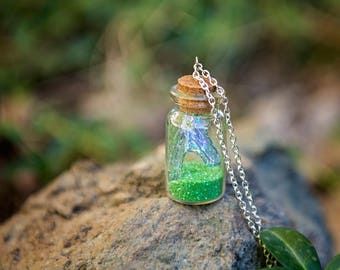 Fairy Wing In A Bottle