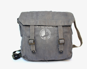 man canvas backpack men canvas messenger bag men canvas rucksack men school backpack waxed canvas bag canvas crossbody bag hipster backpack
