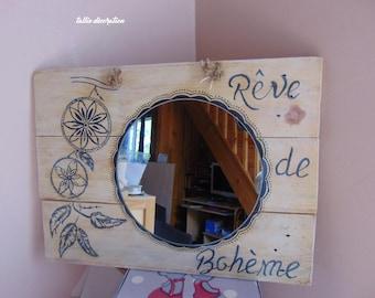 mirror, home decor, Bohemian dream