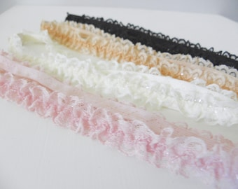 Lovely lace headband - 4 different colors to choose