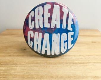 Create Change Magnet