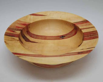 Flame Box Elder Bowl