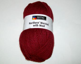 One Skein SMC Northern Worsted with Wool