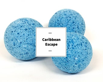 Caribbean Escape Bath Bomb