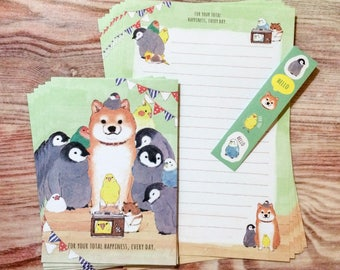 Fluffy Animals Letter Set - Party