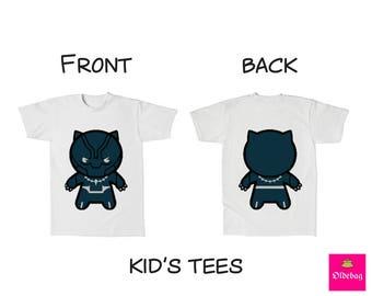Black Panther Child T-Shirt