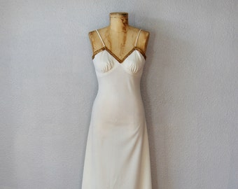 vintage 1970s GRECIAN floor sweeping maxi dress