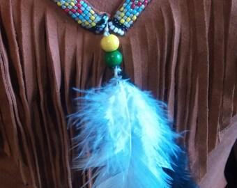 Native American style Halter